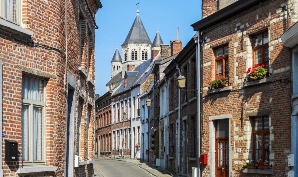 Nivelles - Quartier Saint-Jacques